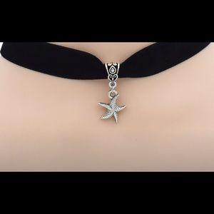 ⭐️ Starfish choker ⭐️